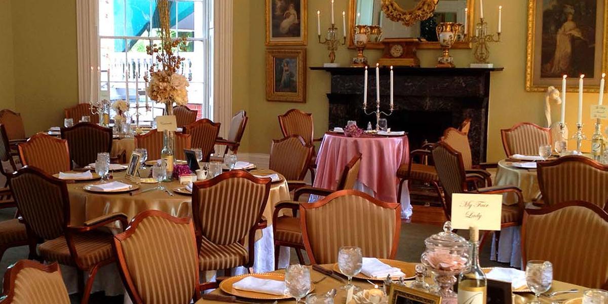 The Martha Washington Inn & Spa wedding Southwest Virginia