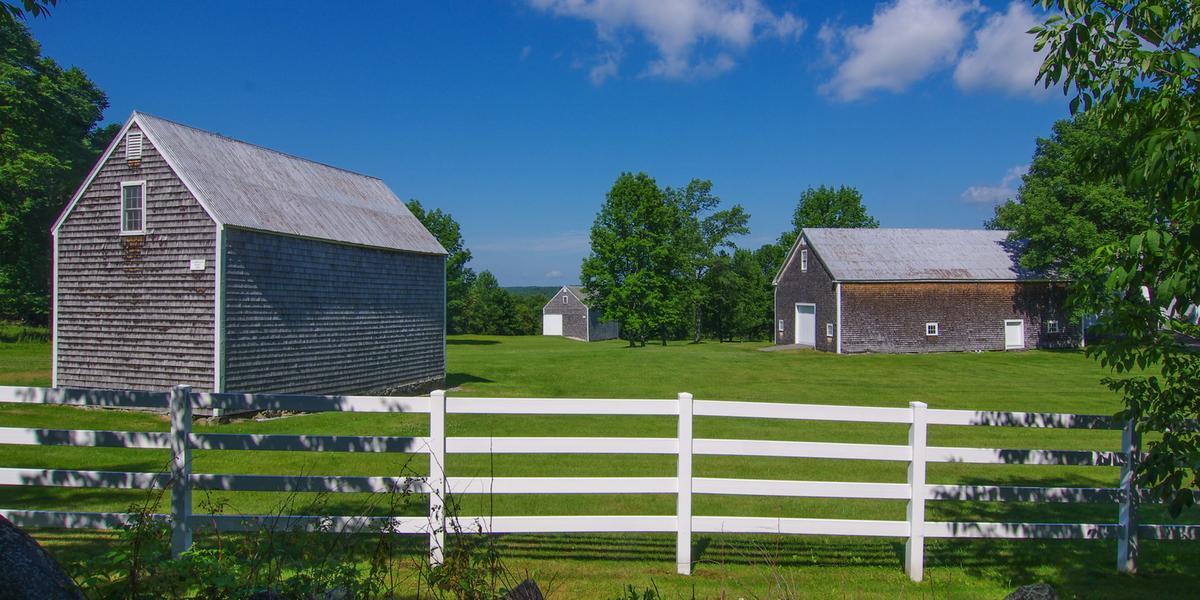 Cunningham Farm Barns & Estate Venue wedding Maine