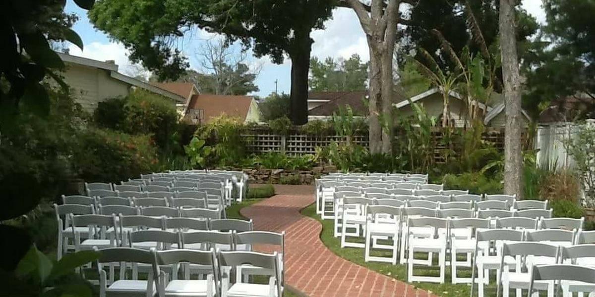 The Caldwell House wedding Acadiana