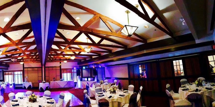 The Craftsmann Inn & Conference Center wedding Finger Lakes