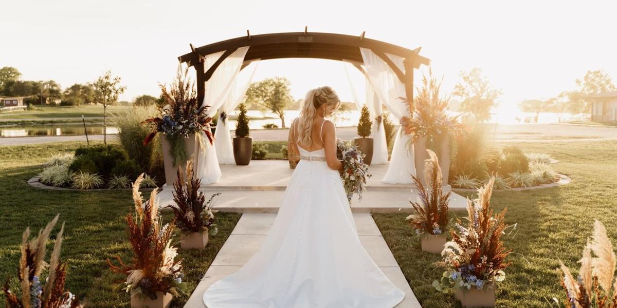 The Point Events Center wedding Wichita
