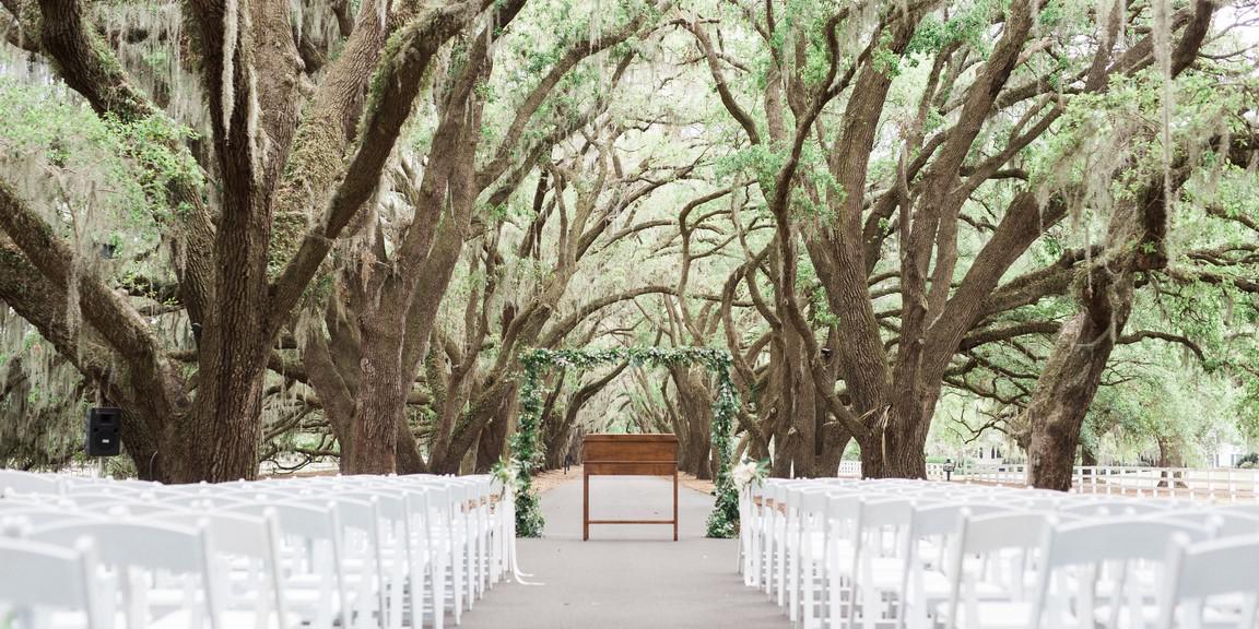 Belfair wedding Hilton Head
