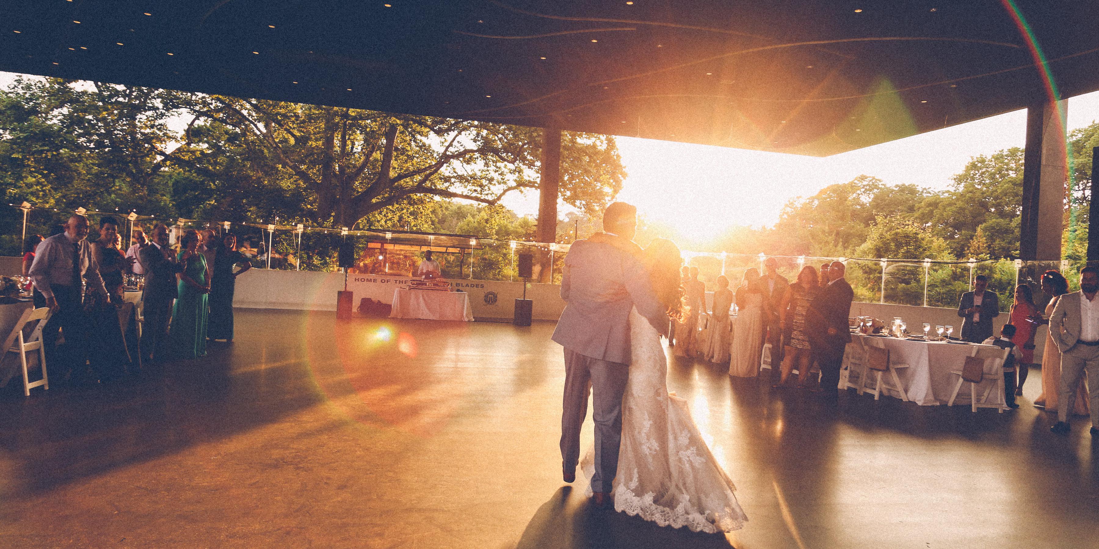 Lakeside Brooklyn wedding Brooklyn