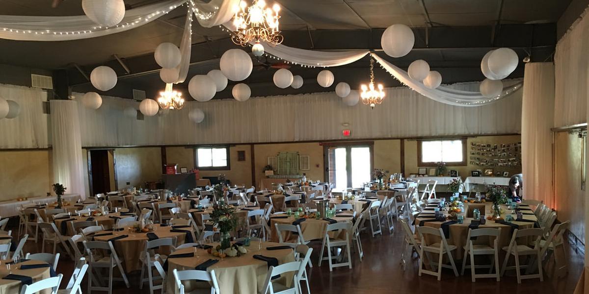Stony Point Hall wedding Kansas City