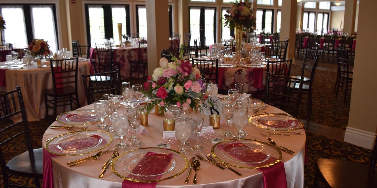Niagara Crossing Hotel & Spa wedding Western New York