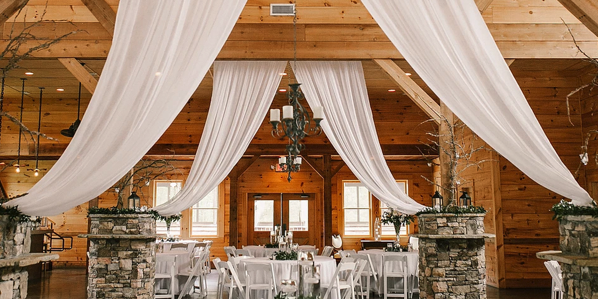 The Walters Barn wedding Atlanta