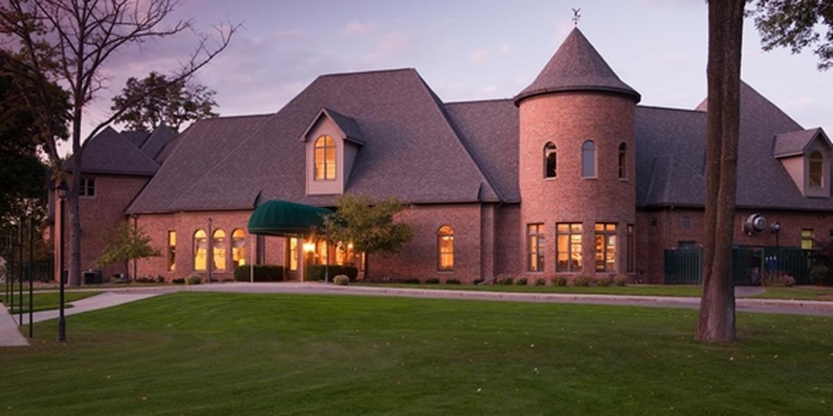 St Ives Golf Club wedding Grand Rapids