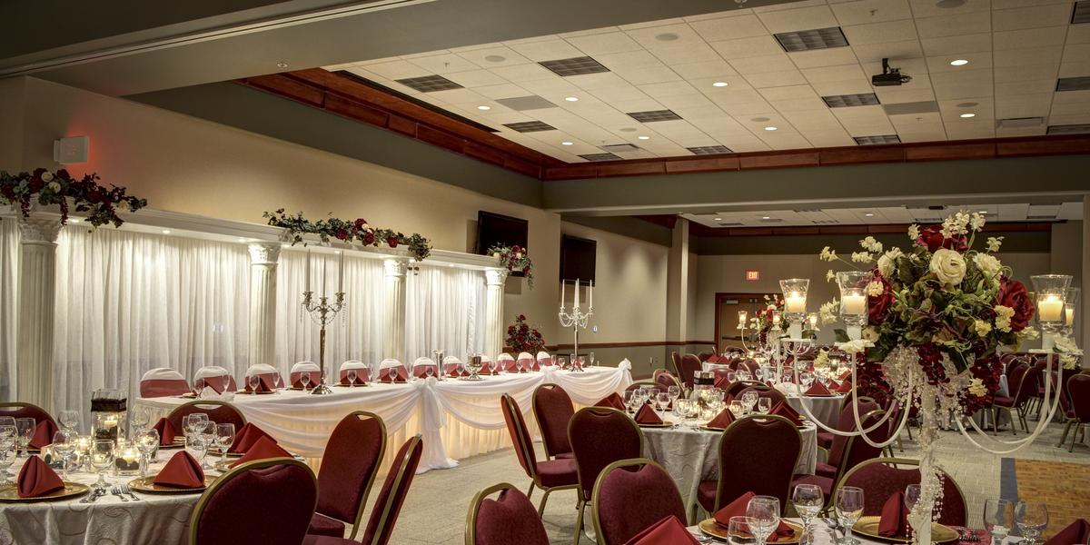 Heartland Events Center wedding Nebraska