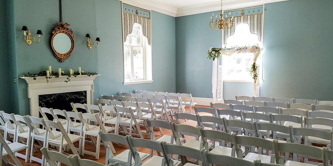 Winyah Indigo Hall wedding Myrtle Beach