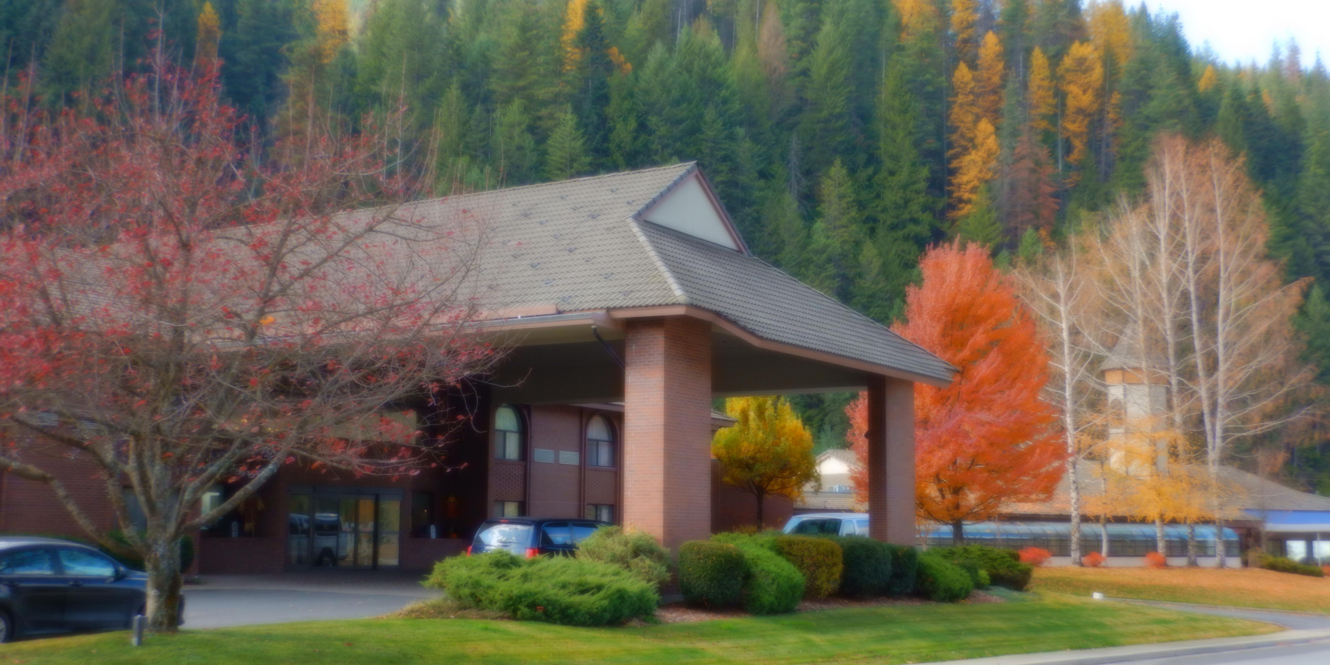Wallace Inn wedding Idaho