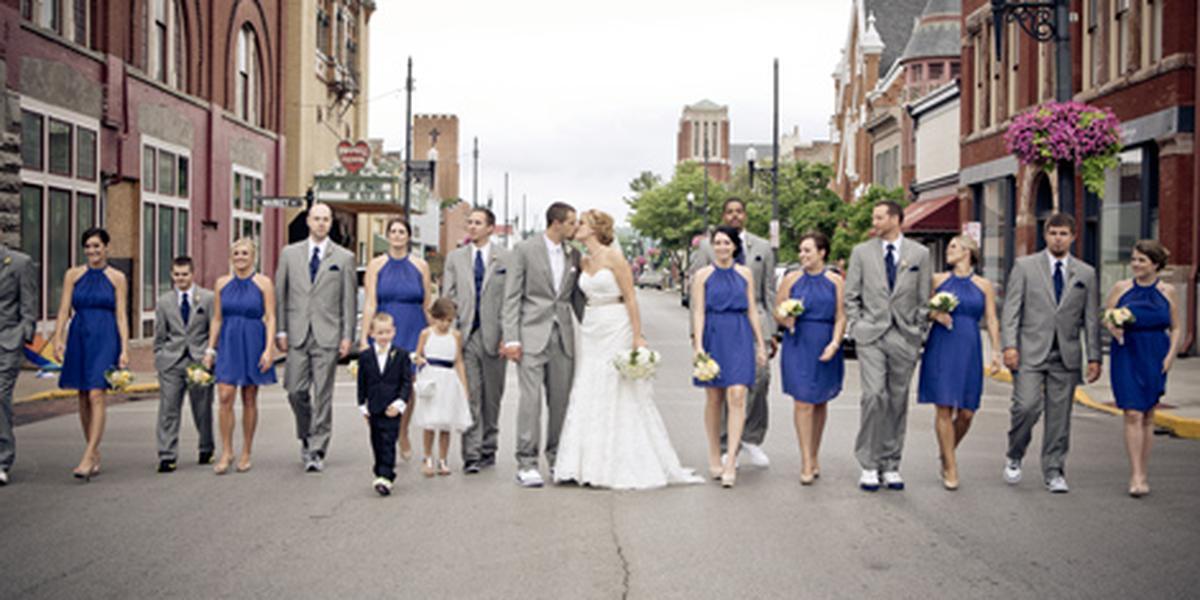 Marry Me In Maysville wedding Lexington