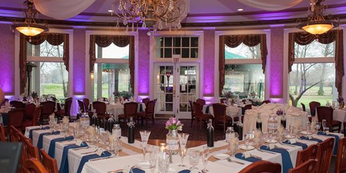 The Elyria Country Club wedding Cleveland