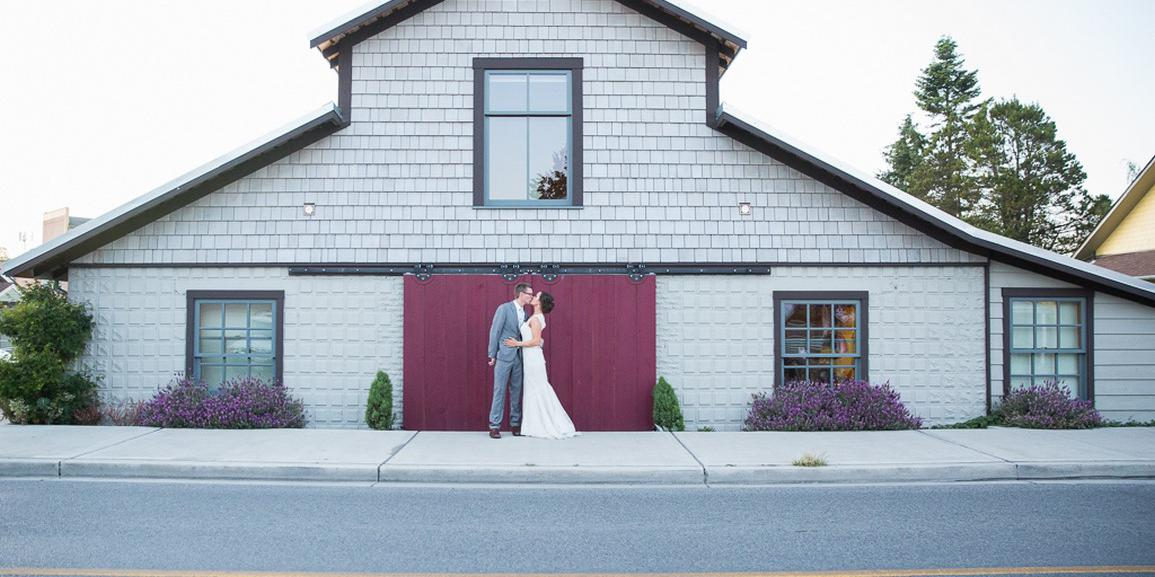 Brickworks wedding Everett