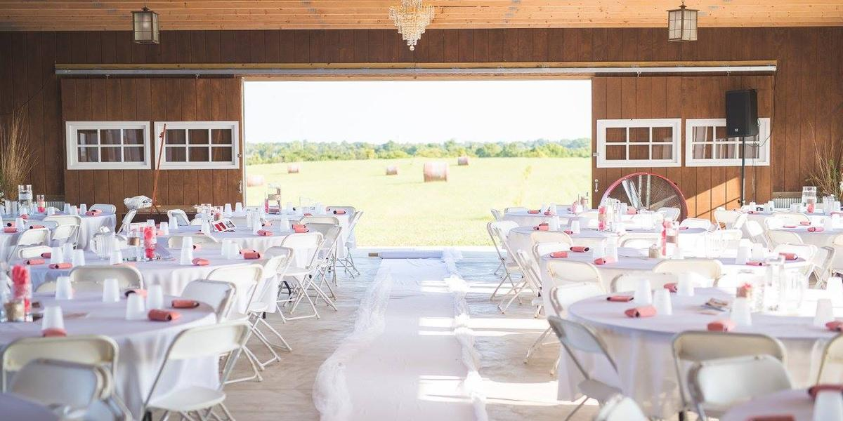 Cardinal Creek Farm wedding Wichita