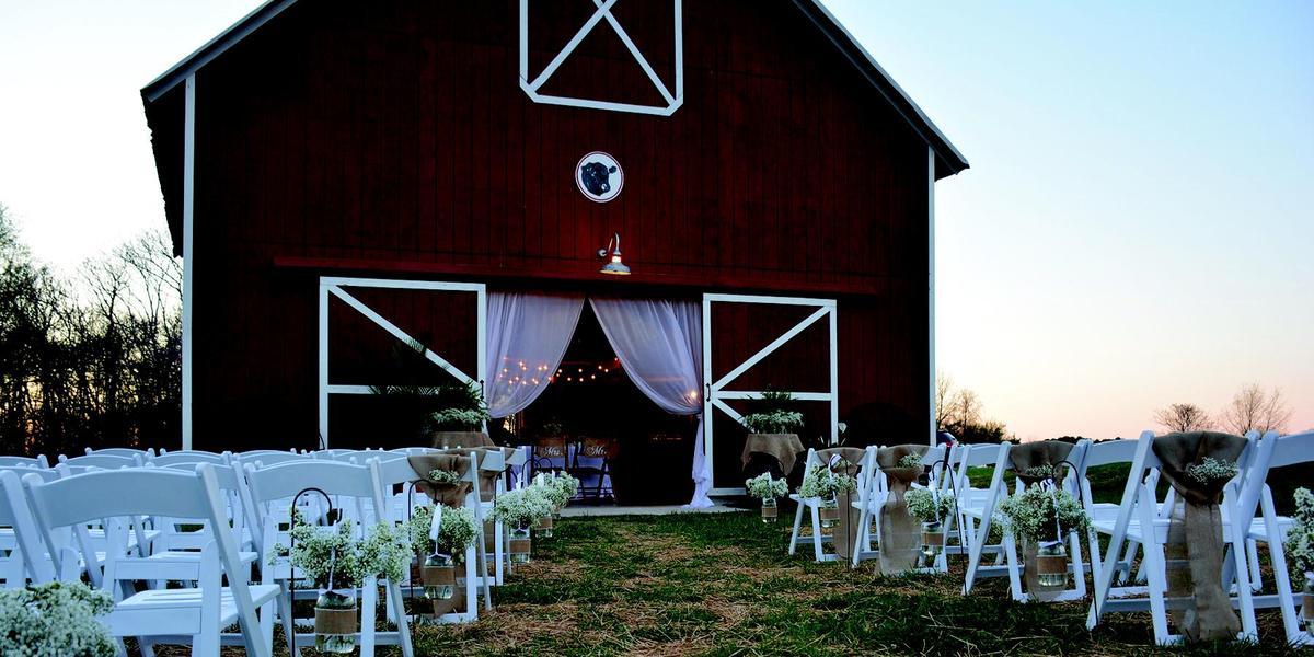 The Barn at Zenfield wedding Greensboro/Triad