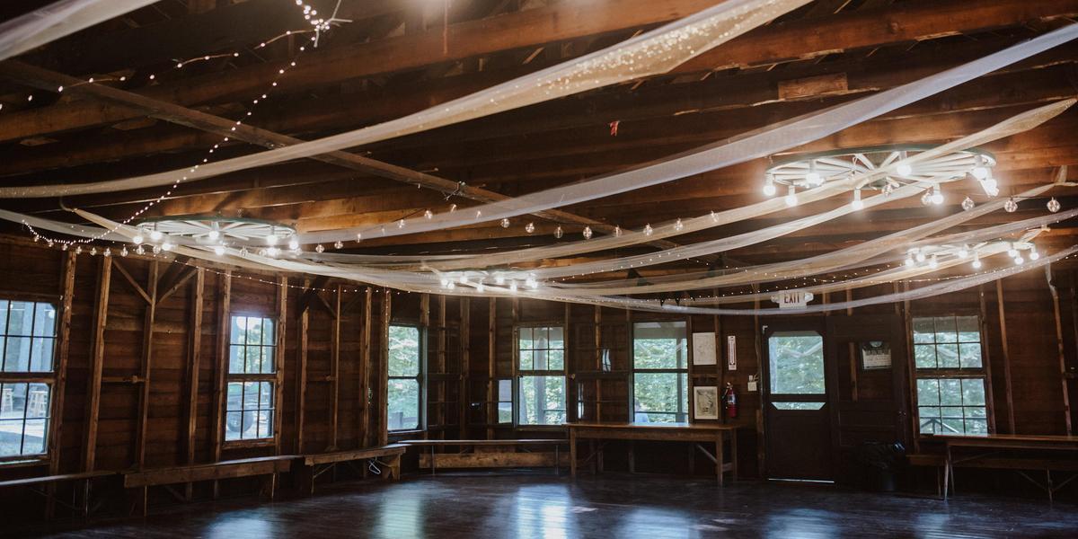 Camp Waukeela wedding New Hampshire