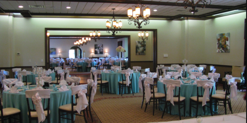 The Country Club Of Decatur wedding Central Illinois