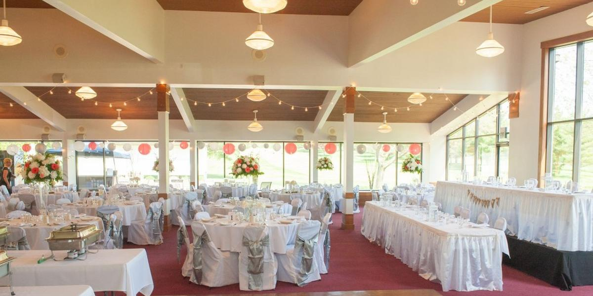 Verona Hills Golf Club wedding Detroit