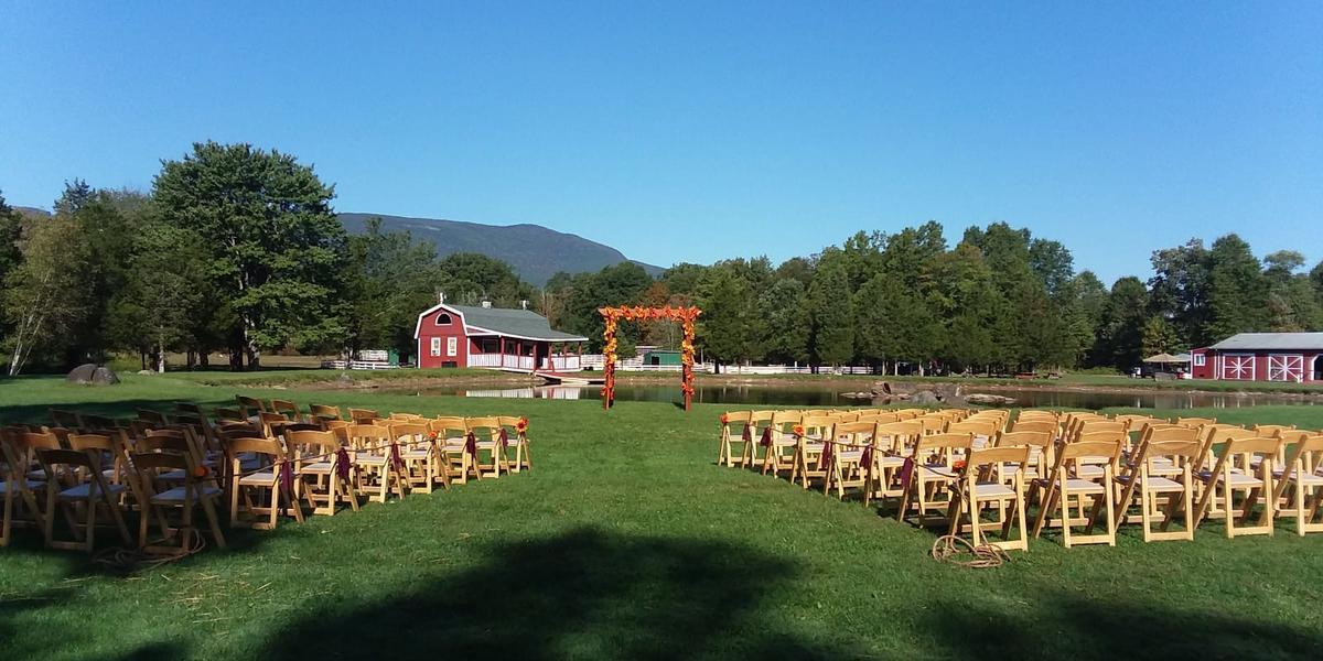 The Kaaterskill wedding Eastern Adirondacks/Lake Champlain