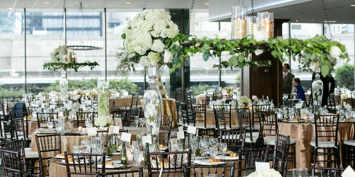 JPS Events at Regions Tower wedding Indianapolis/Central Indiana