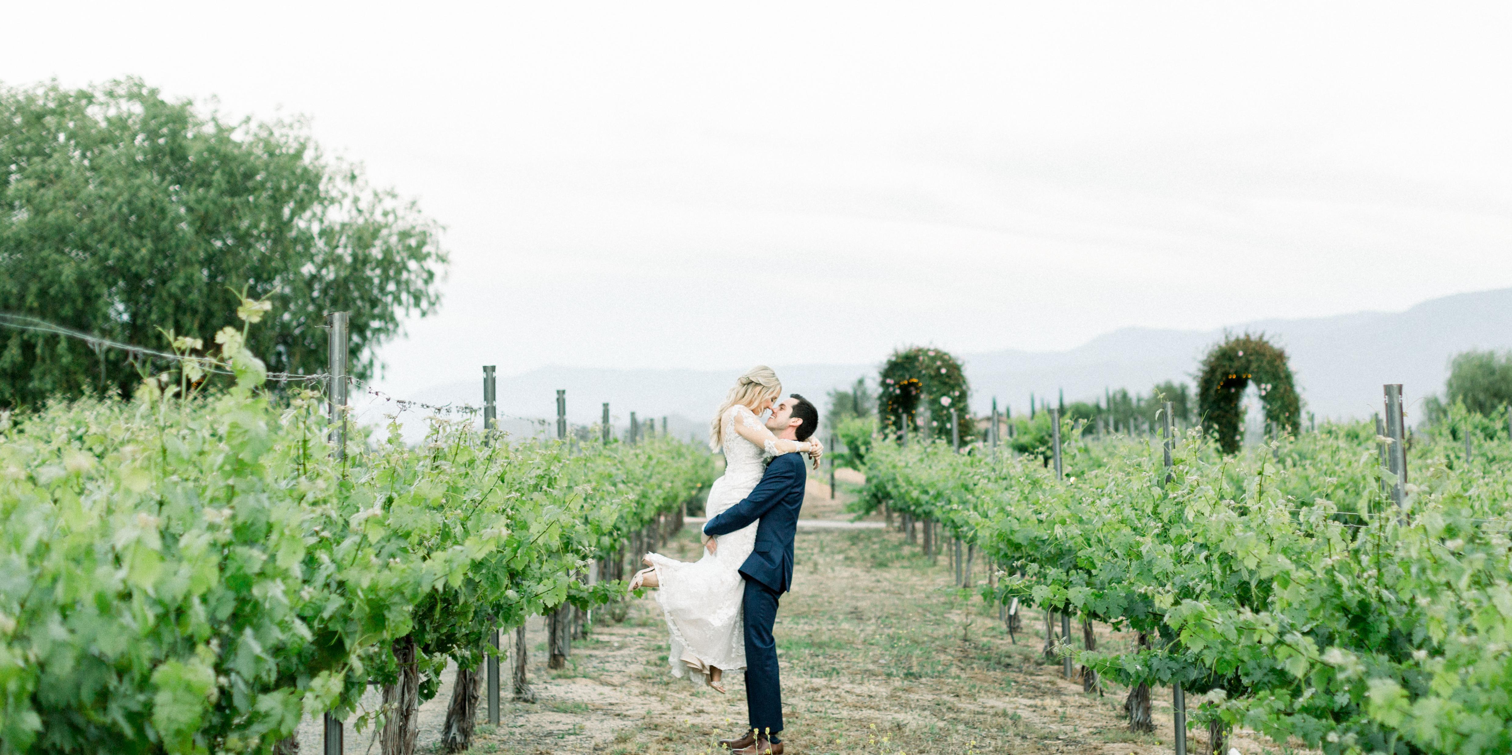 Ponte Winery & Vineyard Inn wedding San Diego