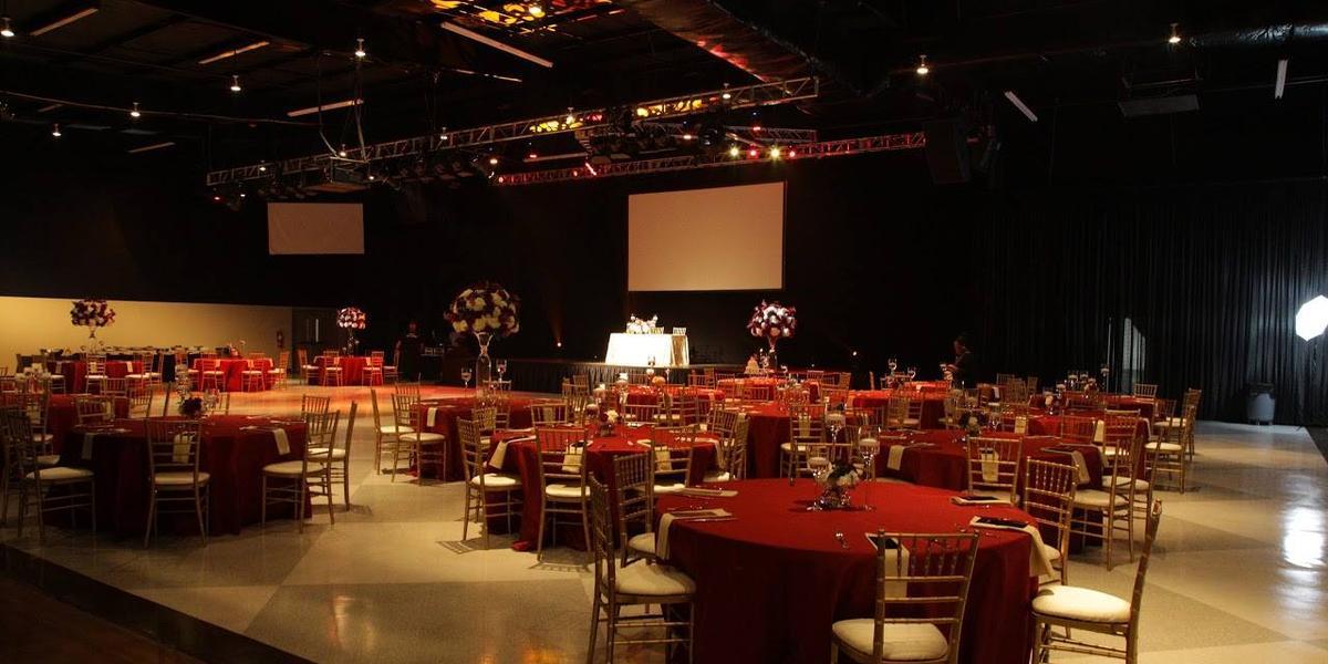 Alliance Convention Center wedding Greensboro/Triad