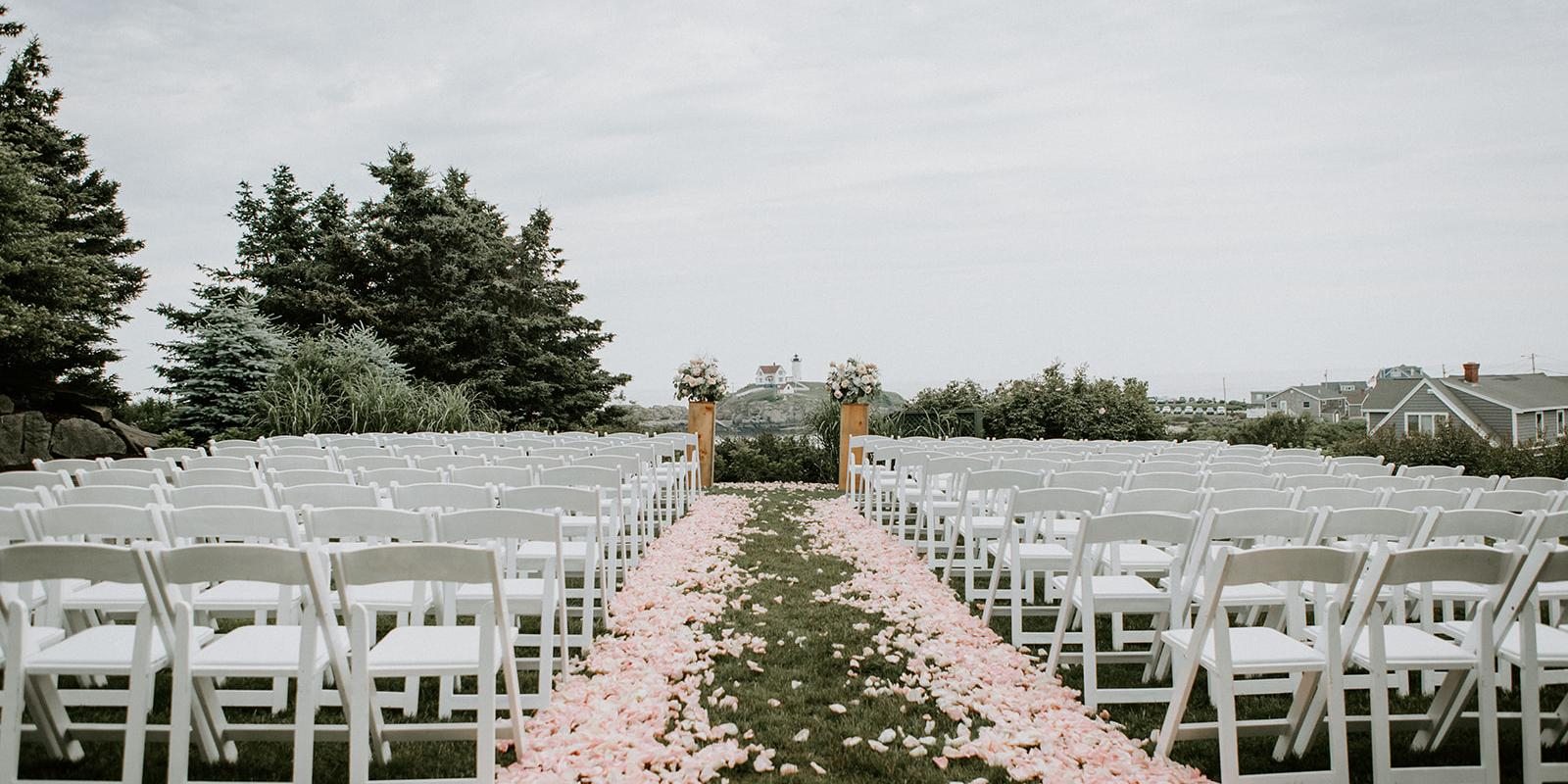 View Point Hotel wedding Maine
