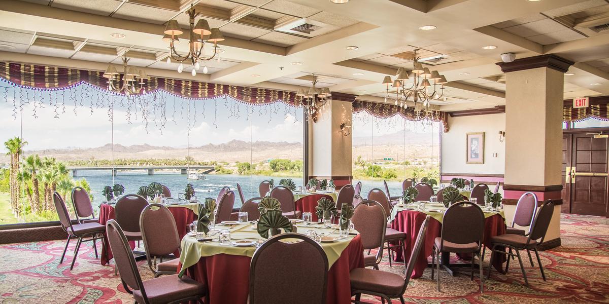 Don Laughlin's Riverside Resort wedding Las Vegas