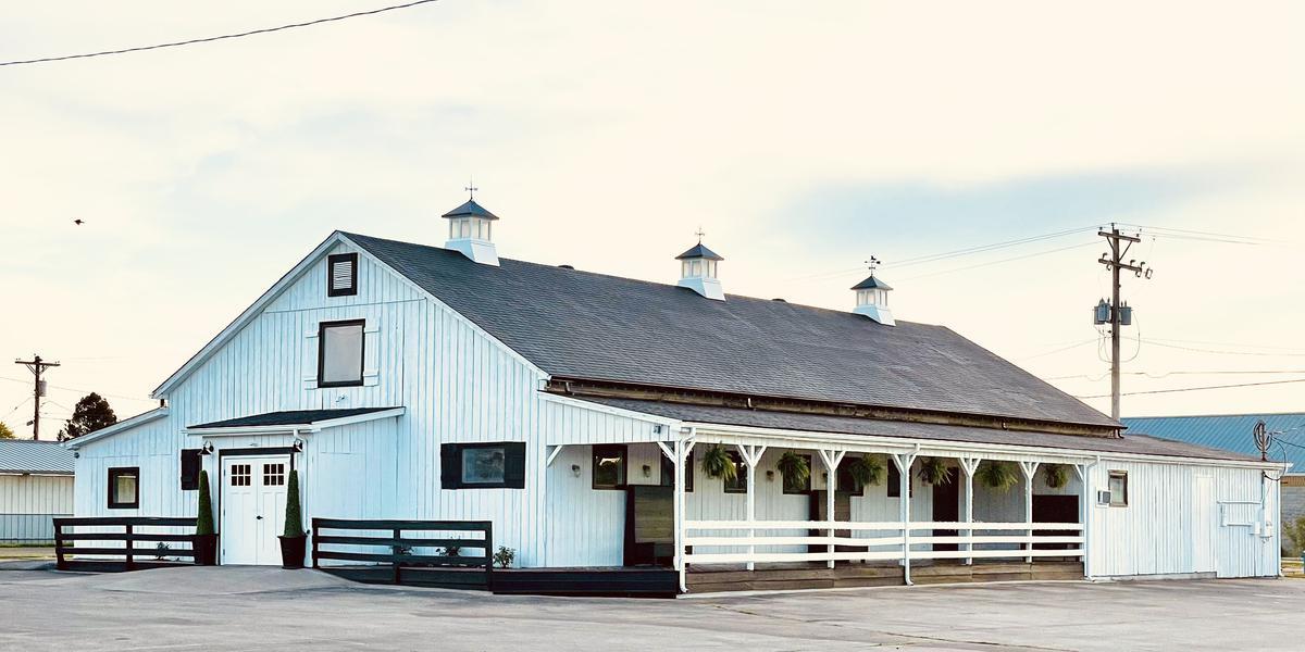 The McKinley Wedding & Event Venue wedding Lexington