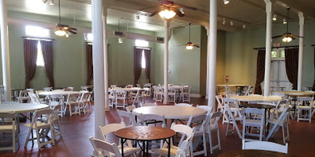 Kenner's Heritage Hall wedding New Orleans
