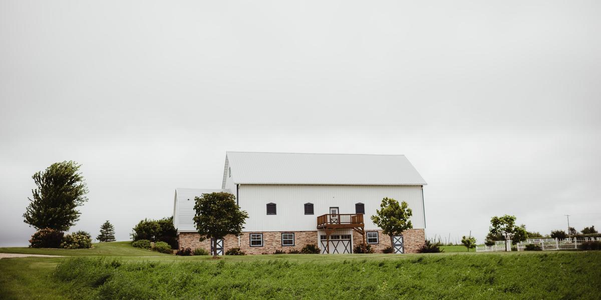 Century Barn Events wedding Madison