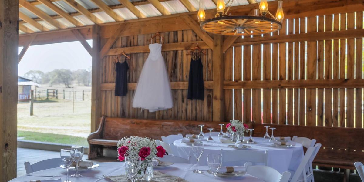 Cedar Springs Farm wedding Nashville