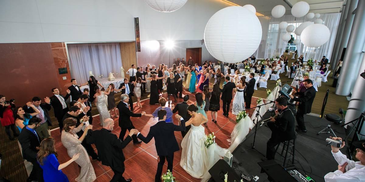 Dena'ina Civic and Convention Center wedding Alaska
