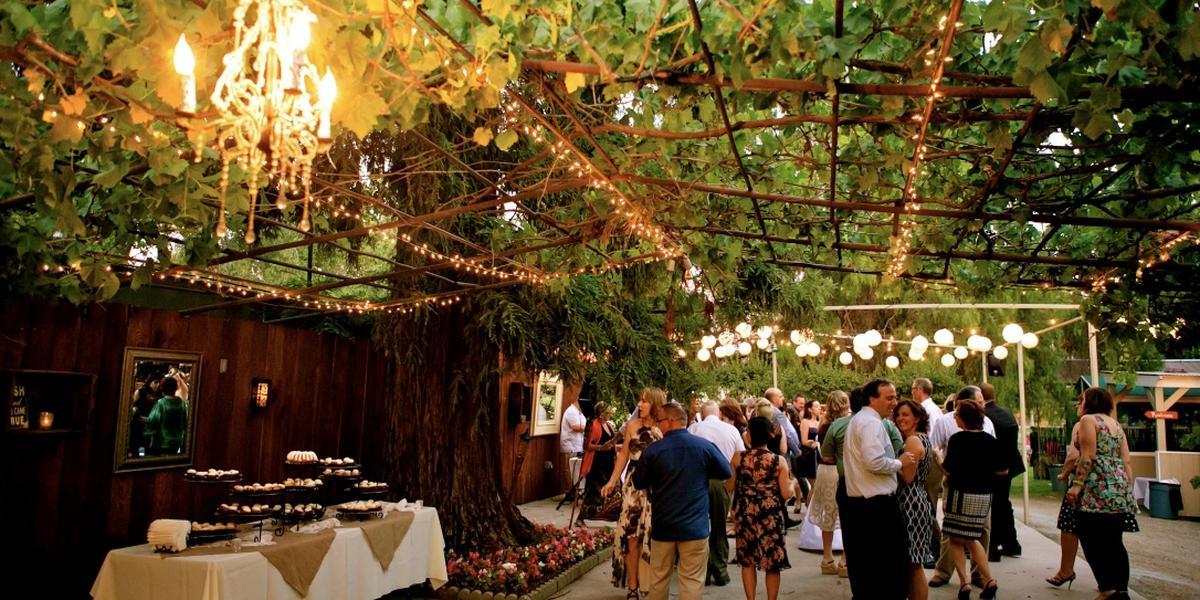 Coyote Ranch wedding South Bay