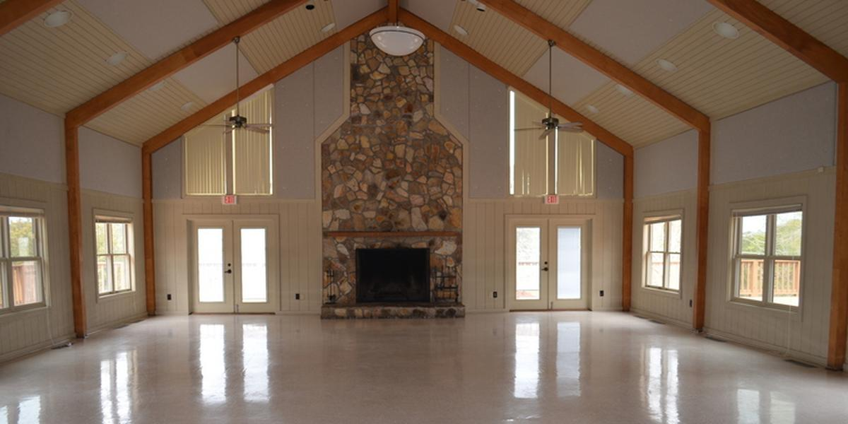 Smith Community Use Building wedding Atlanta