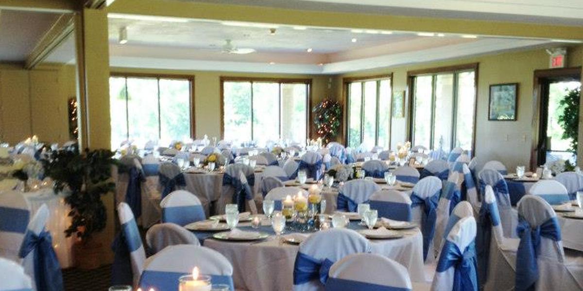 Heritage Glen Golf Club wedding Kalamazoo