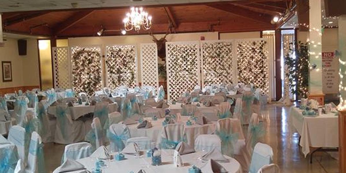 Rochester Elks Lodge wedding Merrimack