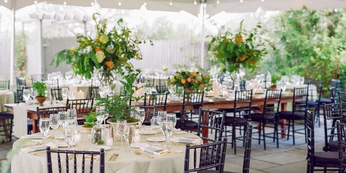 The Red Fox Inn & Tavern wedding Northern Virginia