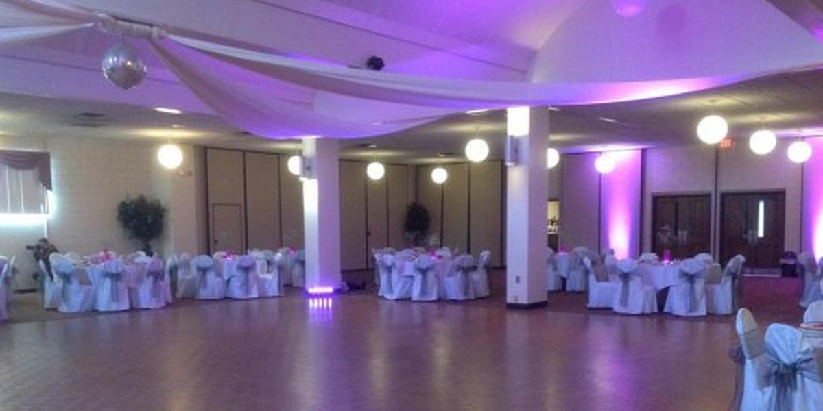 St. George Event Center wedding Cleveland