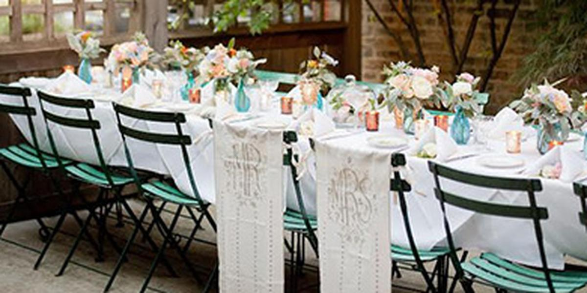Bistro Campagne wedding Chicago