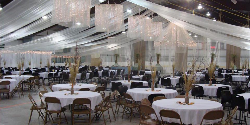 Laramie Ice & Event Center wedding Wyoming