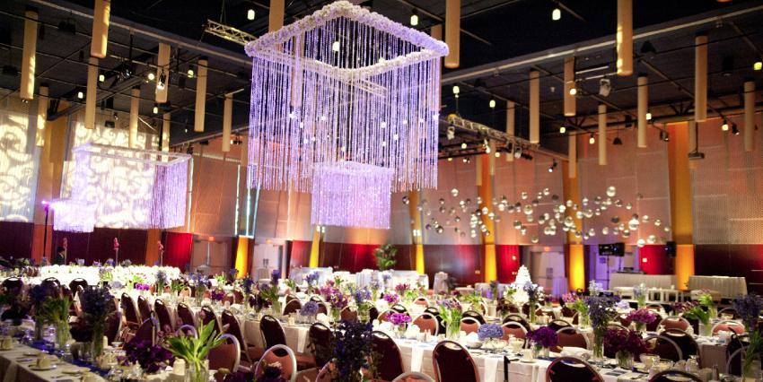 Salem Convention Center wedding Portland