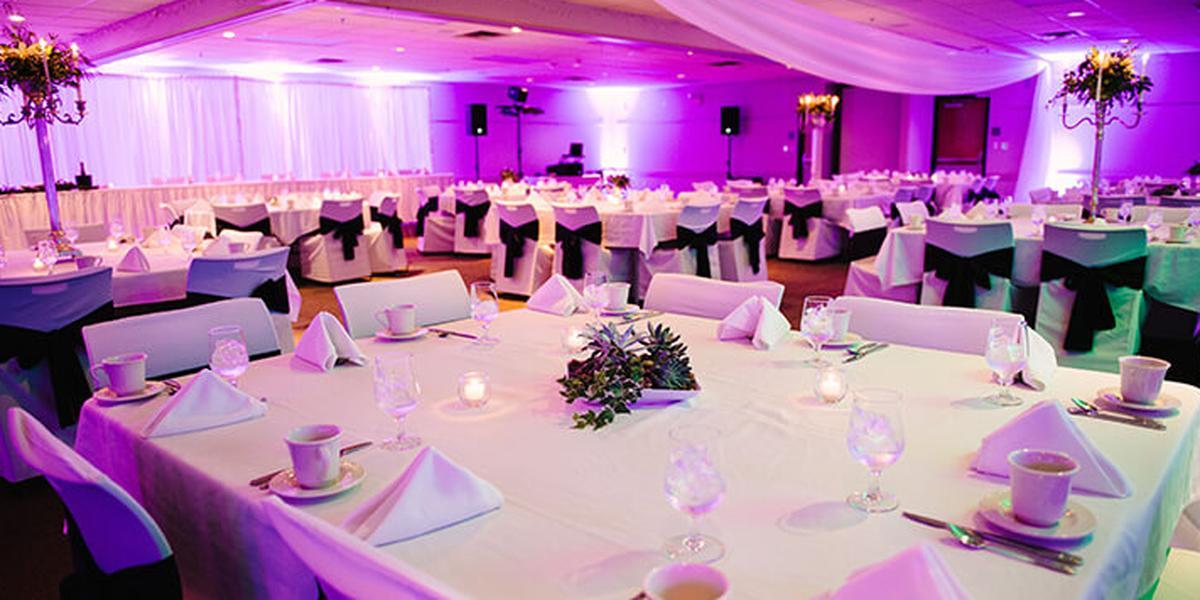 DMACC Conference Center wedding Des Moines