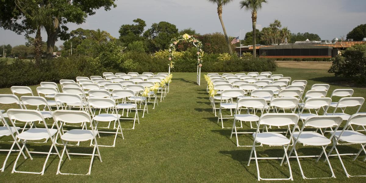 Seminole Lake Country Club wedding Tampa