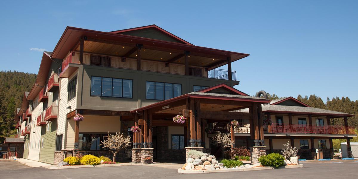 Best Western Plus Flathead Lake Inn & Suites wedding Montana