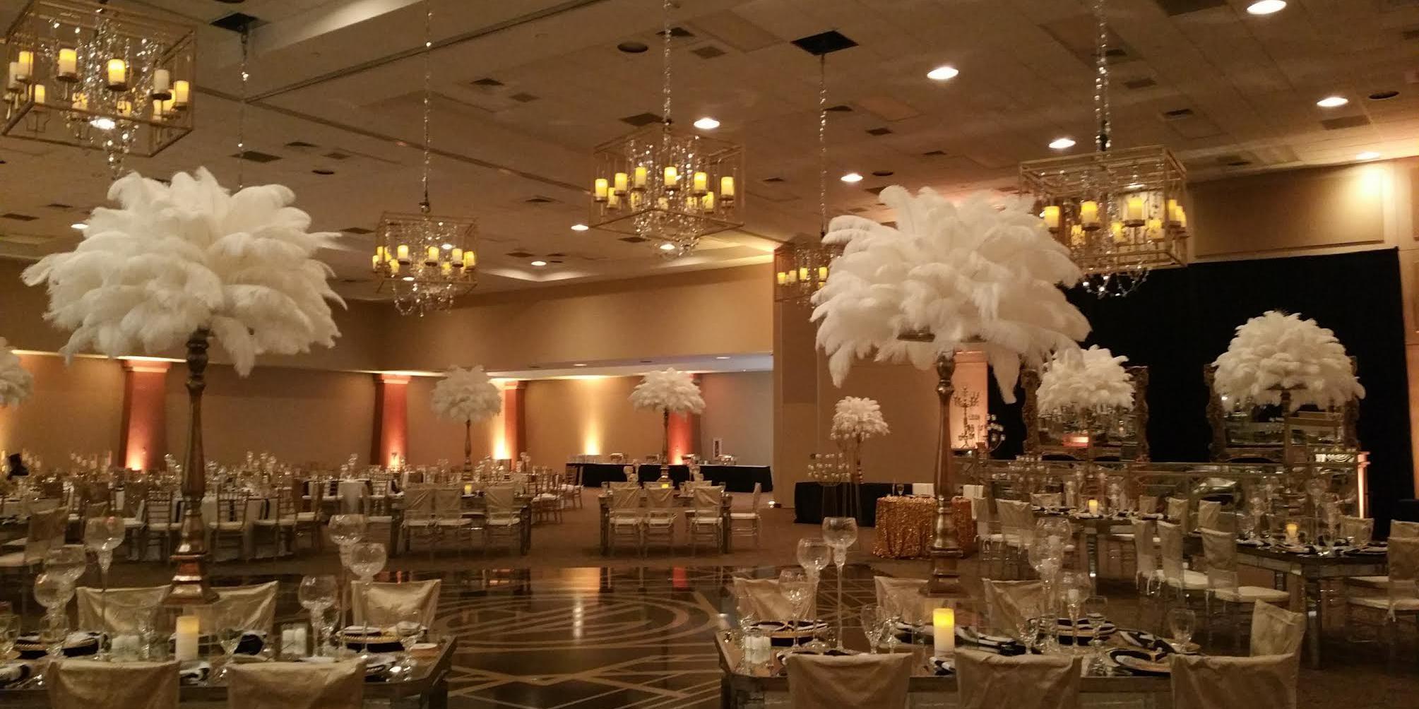 Landers Center wedding Mississippi