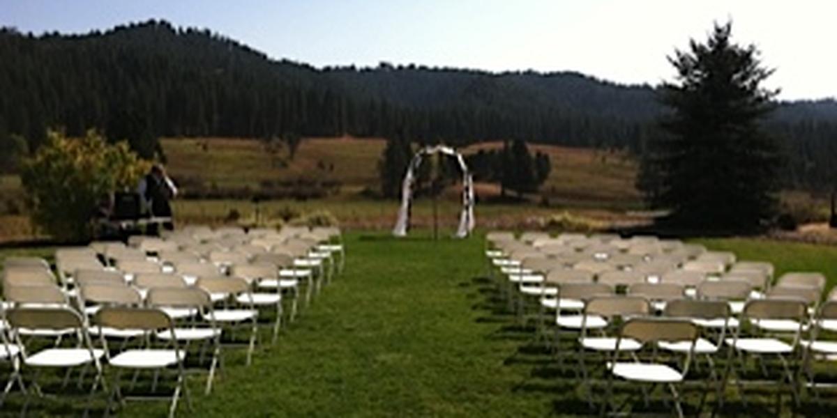 Walk On The Wild Side Bed Breakfast wedding Idaho