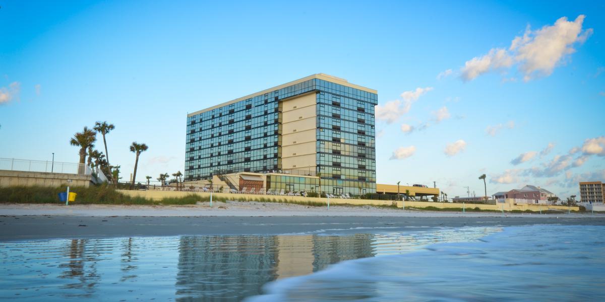 Oceanside Inn wedding Central Florida Beaches/Coast