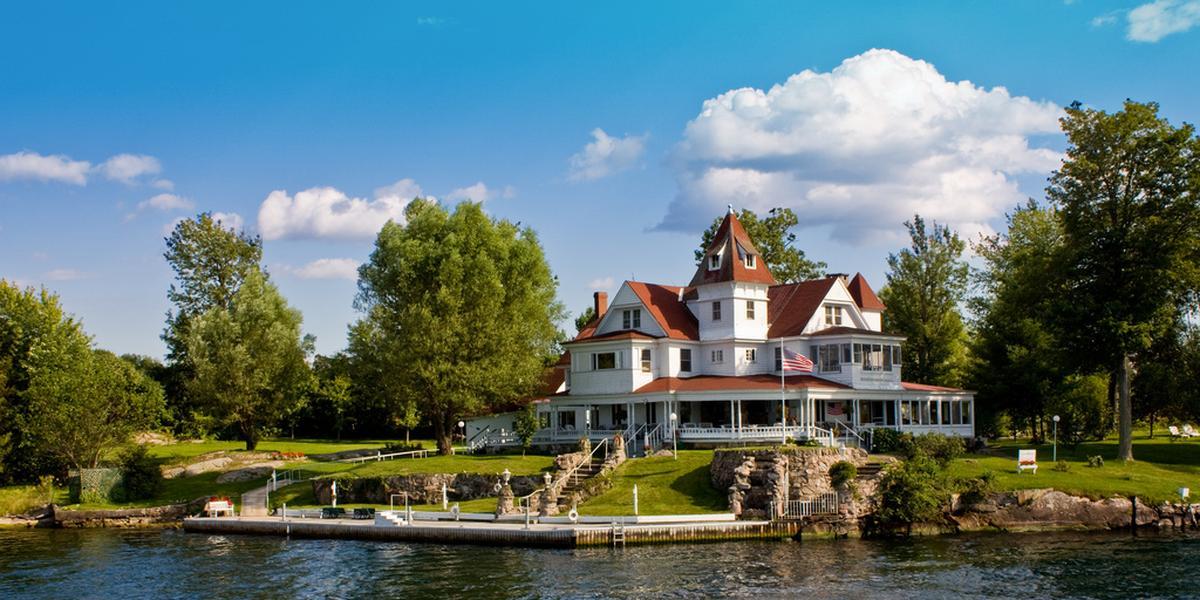 Cherry Island Weddings wedding Western Adirondacks/Eastern Lake Ontario