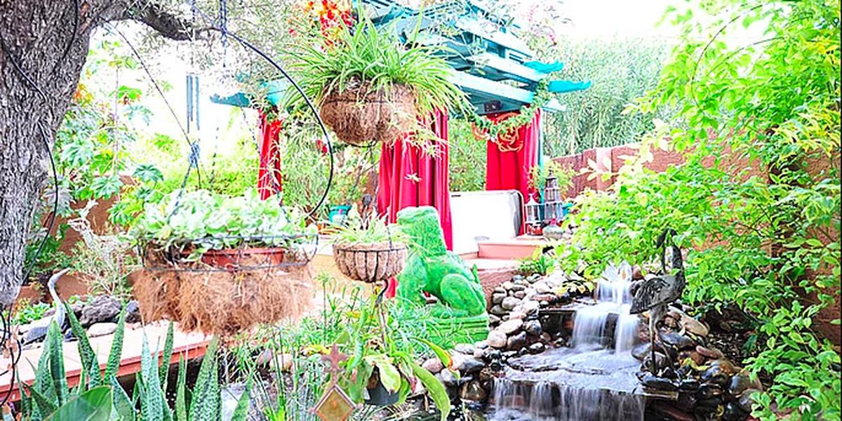 Don's Elegante Bed & Breakfast wedding Phoenix/Scottsdale